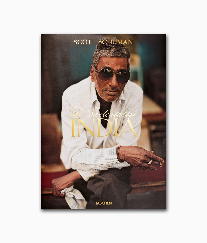 Cover vom Fotografie Buch The Sartorialist India vom TASCHEN Verlag