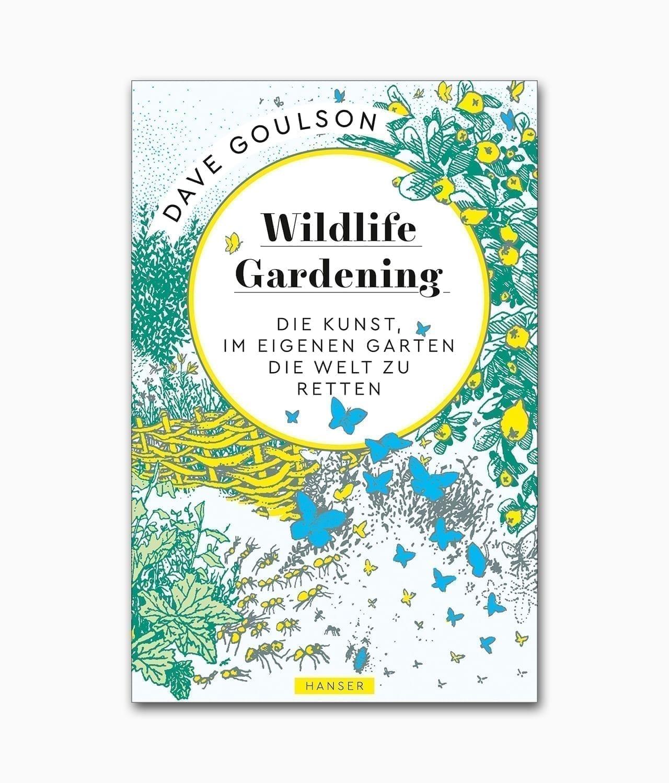 Cover vom Natur Buch zum Thema Umweltschutz und Garten vom Hanser Verlag