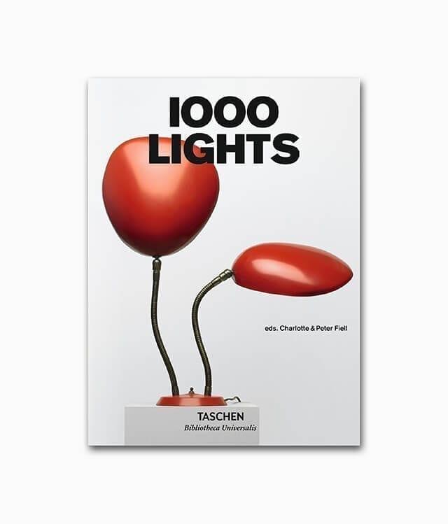 1000 Lights TASCHEN Bibliotheca Universalis Buchcover