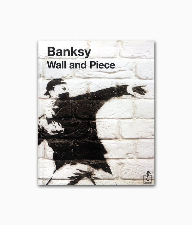Banksy Wall and Piece Publikat Verlag Buchcover