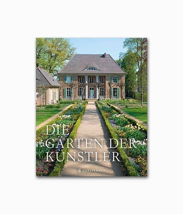 Die Gärten der Künstler Gerstenberg Verlag Buchcover
