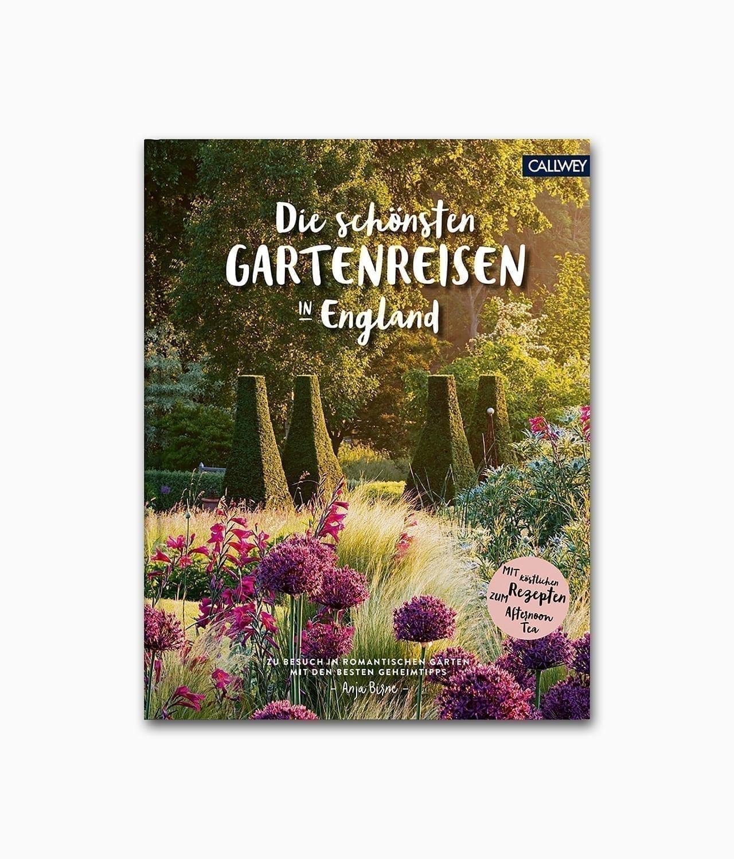 Cover vom Natur Buch über den Garten vom Callwey Verlag