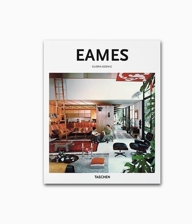Eames TASCHEN Verlag Kleine Reihe Buchcover