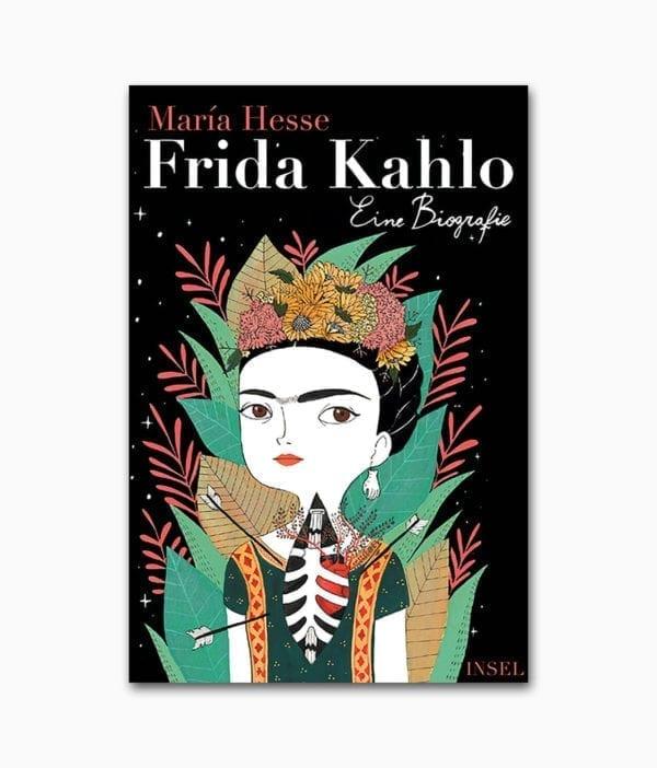 Frida Kahlo Eine Biografie Insel Verlag Buchcover