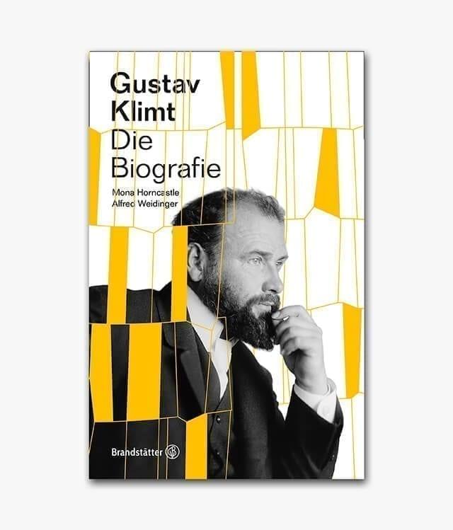 Gustav Klimt Die Biografie Brandstätter Verlag Cover