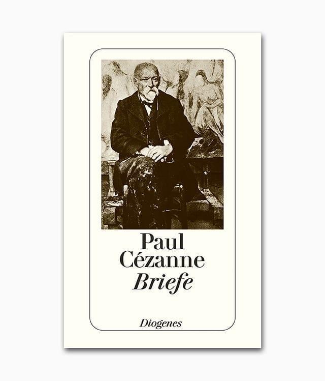 Paul Cézanne Briefe Diogenes Verlag Buchcover