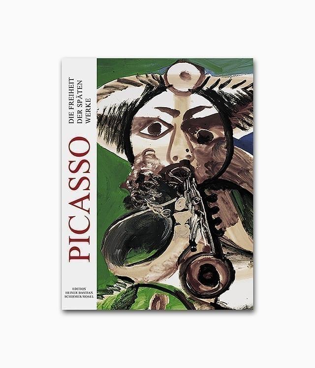 Picasso Die Freiheit der späten Werke Schirmer Mosel Verlag Buchcover