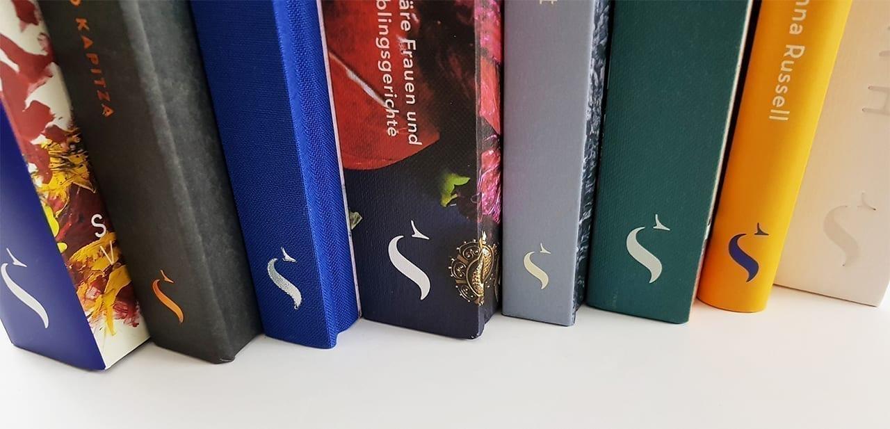 Bücher und Bildbände aus dem Sieveking Verlagg Verlag im Buchregal