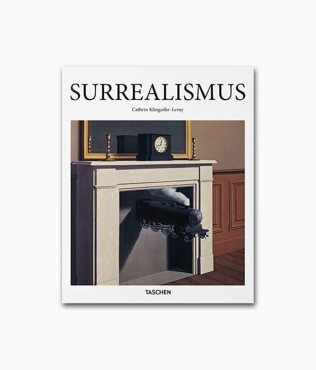 Surrealismus TASCHEN Verlag Kleine Reihe Buchcover