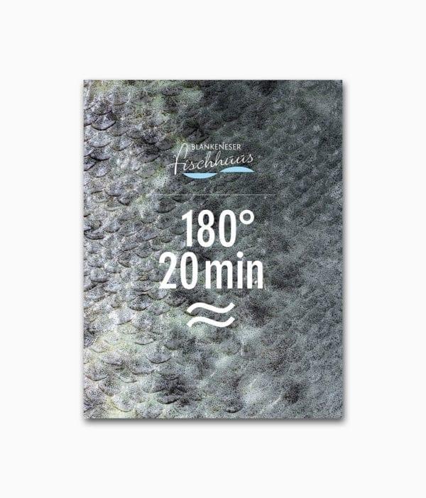 Cover vom Kochbuch mit Fisch Rezepten von Seltmann Publishers