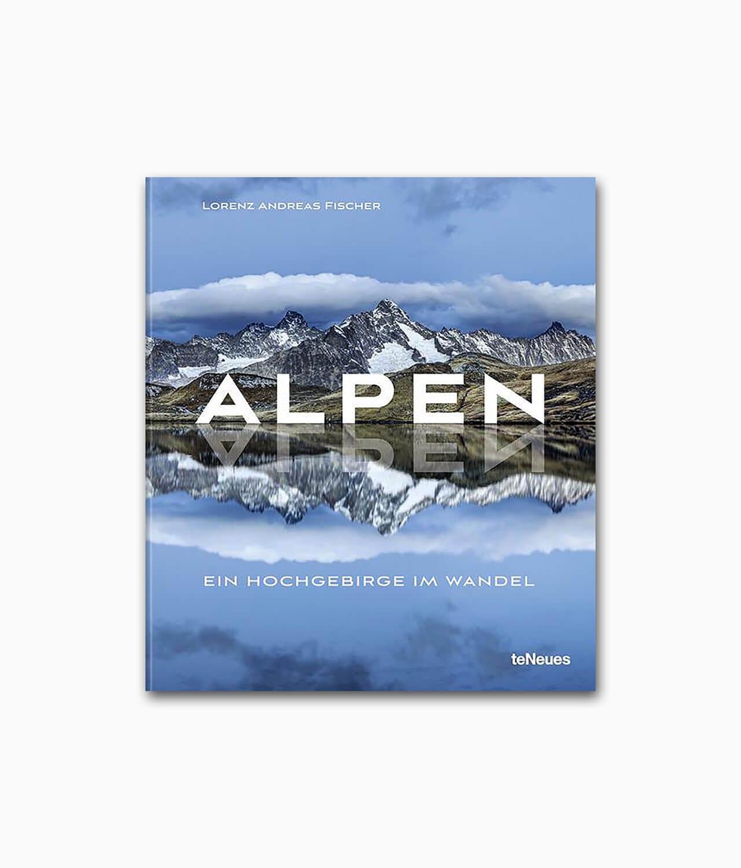 Cover vom Abenteuer & Natur Buch über die Berge und die Alpen vom teNeues Verlag