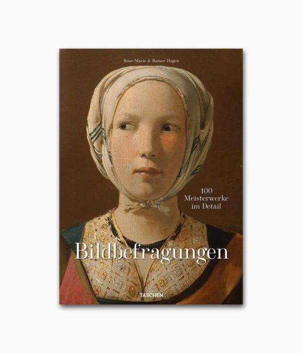 Bildbefragungen 100 Meisterwerke im Detail TASCHEN Verlag Buchcover