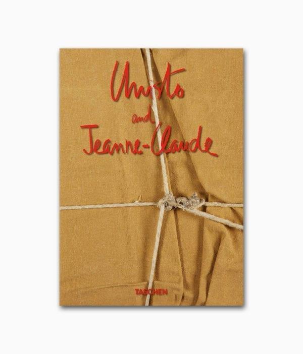 Christo and Jeanne-Claude TASCHEN Verlag Buchcover