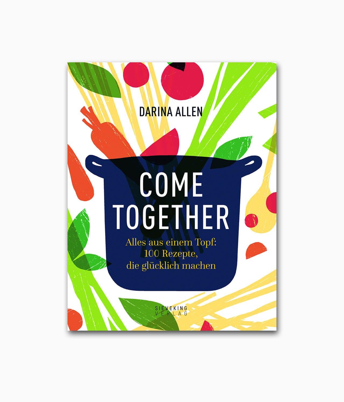 Come Together Sieveking Verlag Buchcover