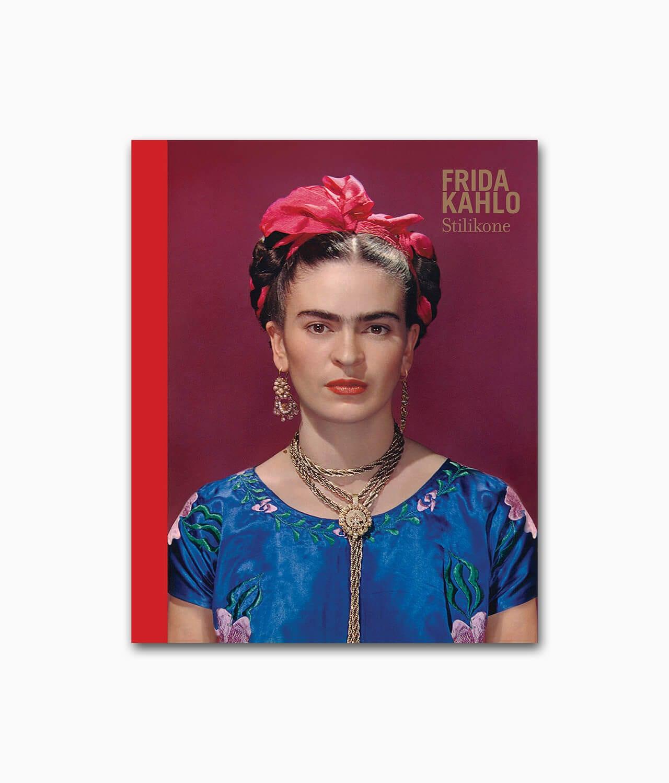Cover vom Kunstbuch über die berühmte Künstlerin Frida Kahlo vom Prestel Verlag