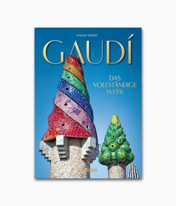 Gaudí Das vollständige Werk TASCHEN Verlag Buchcover