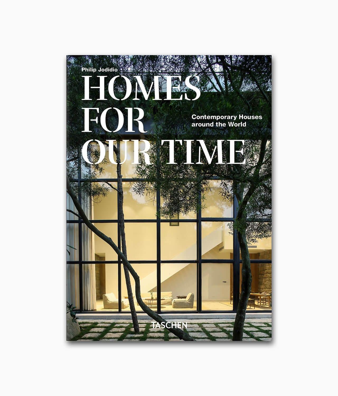 Cover vom Architekturbuch üer Moderne Architektur aus der 40th Anniversary Edition vom TASCHEN Verlag