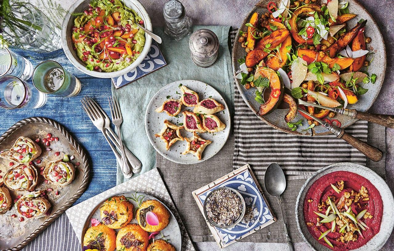 orientalische Kochbücher