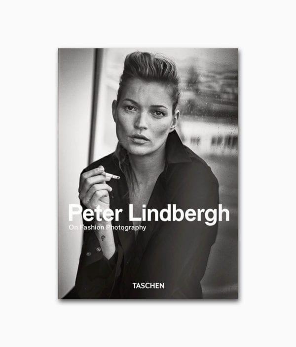 Peter Lindbergh On Fashion Photography TASCHEN Verlag Buchcover