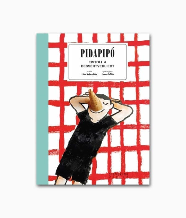 Cover vom Kochbuch über Eis und Desserts vom Sieveking Verlag