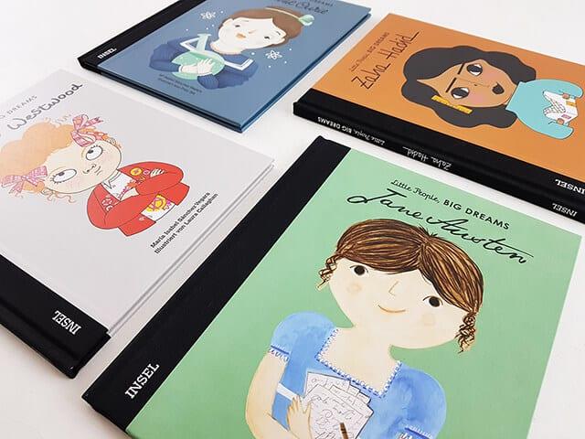 Little People BIG DREAMS Bücher