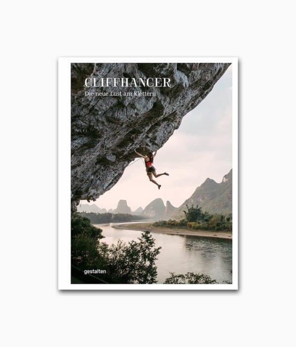 Cliffhanger gestalten Verlag Buchcover