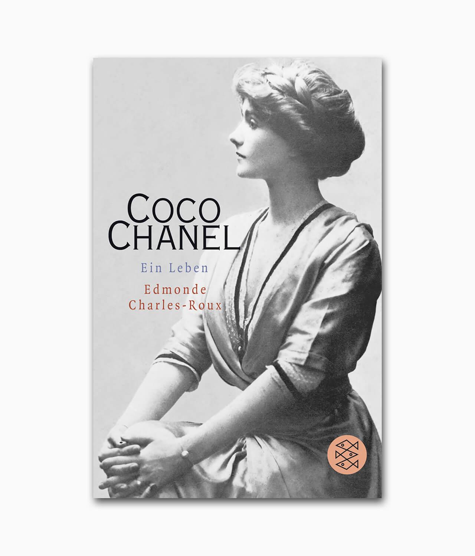 Coco Chanel Ein Leben Fischer Verlag Buchcover