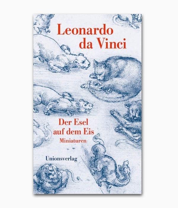 Der Esel auf dem Eis Unionsverlag Buchcover