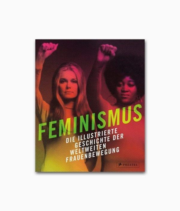 Cover vom Zeitgeist Buch über Feminismus vom Prestel Verlag