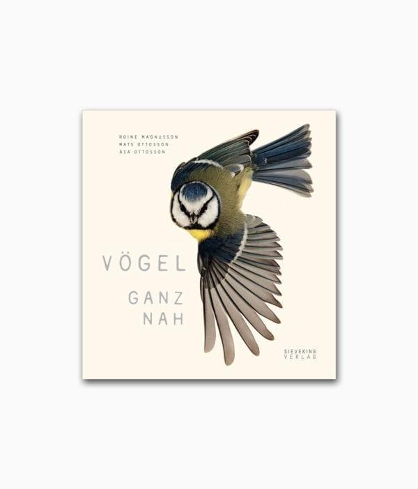 Cover vom Fotografiebuch über Tiere vom Sieveking Verlag