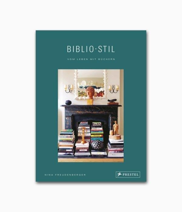 BiblioStil Vom Leben mit Büchern Prestel Verlag Buchcover