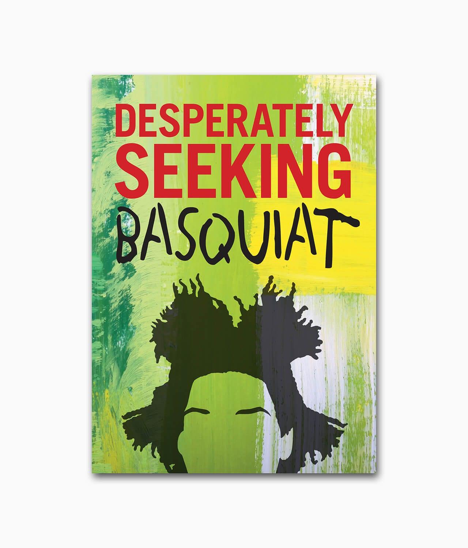 Desperately Seeking Basquiat Gingko Press Buchcover