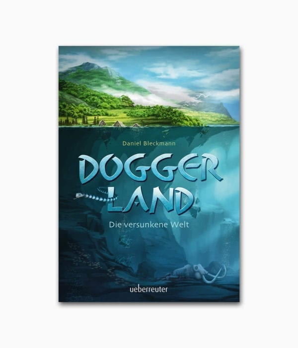 Doggerland Die versunkene Welt Ueberreuter Verlag Buchcover