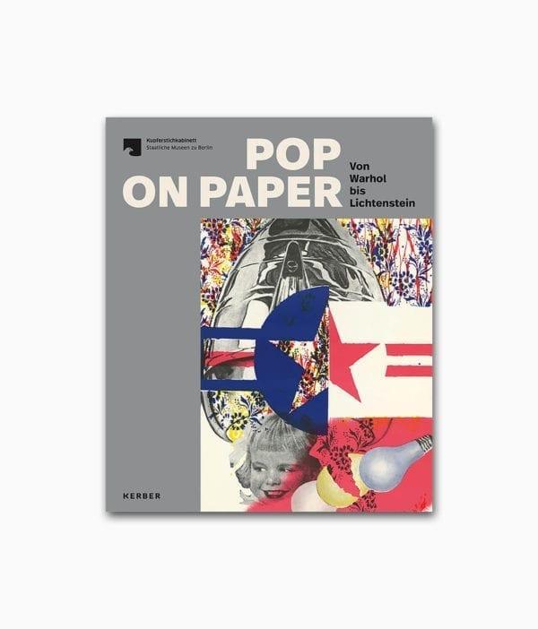 Pop on Paper Kerber Verlag Buchcover