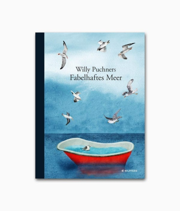 Willy Puchners Fabelhaftes Meer G&G Verlag Buchcover