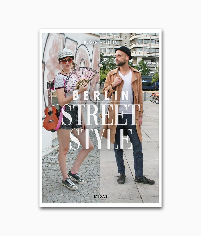 Berlin Street Style Midas Verlag Buchcover