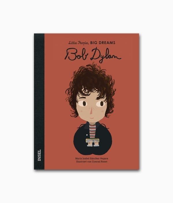 Bob Dylan Insel Verlag Buchcover