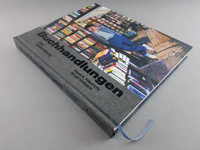 Buchhandlungen Eine Liebeserklärung Prestel Verlag Buchcover liegend