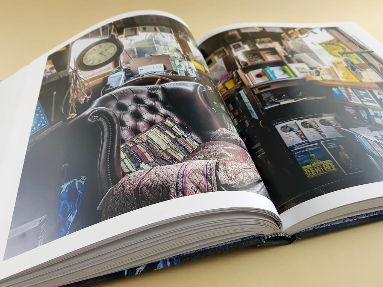 Buchhandlungen Eine Liebeserklärung Prestel Verlag aufgeschlagener Bildband