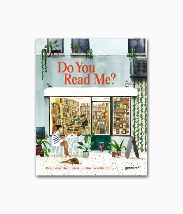 Do you read me gestalten Verlag Buchcover