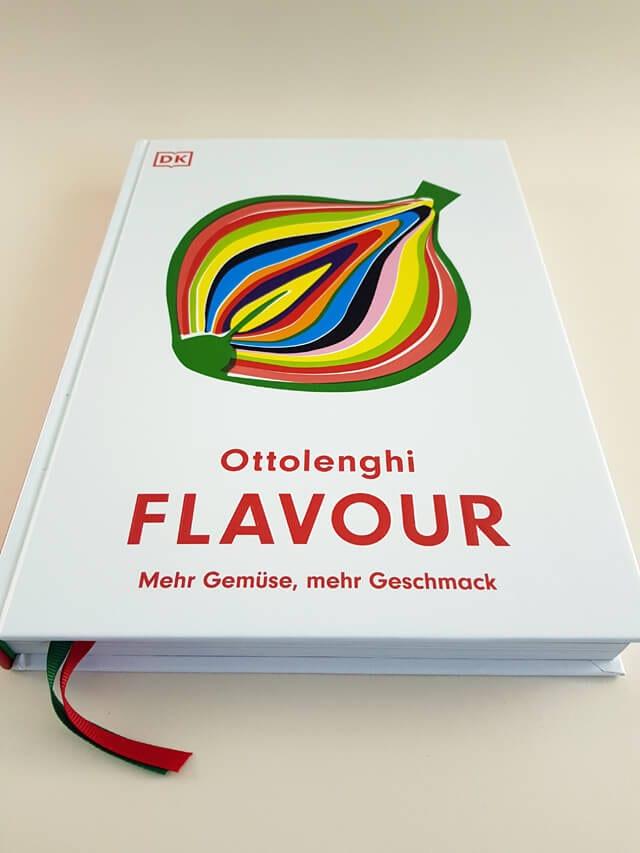 Flavour Dorling Kindersley Verlag Buchcover Kochbuch