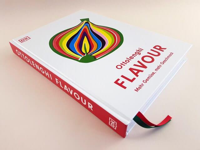 Flavour Dorling Kindersley Verlag Buchcover liegend