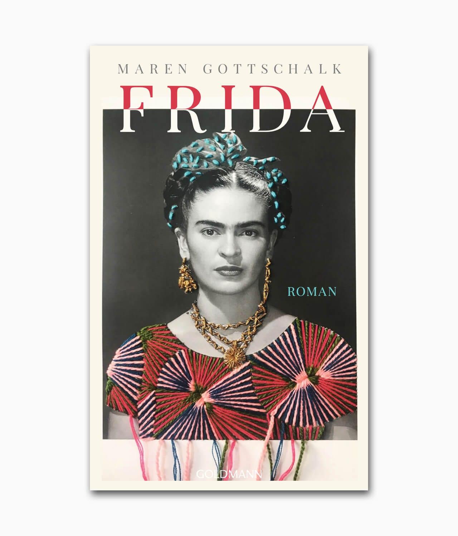 Frida Roman Goldmann Verlag Buchcover
