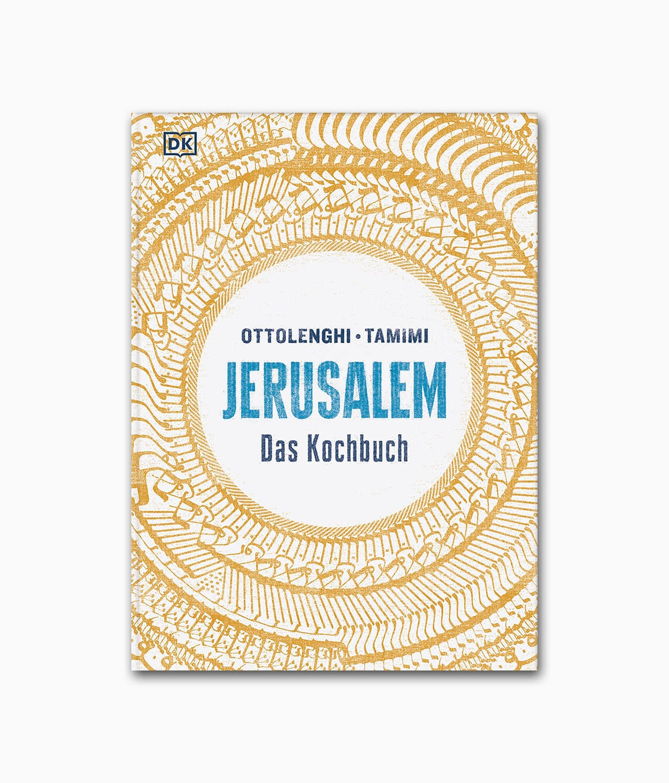 Jerusalem Das Kochbuch von Yotam Ottolenghi aus dem Dorling Kindersley Verlag