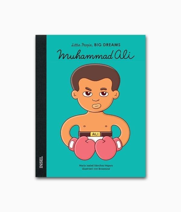 Muhammad Ali Insel Verlag Buchcover Bilderbuch