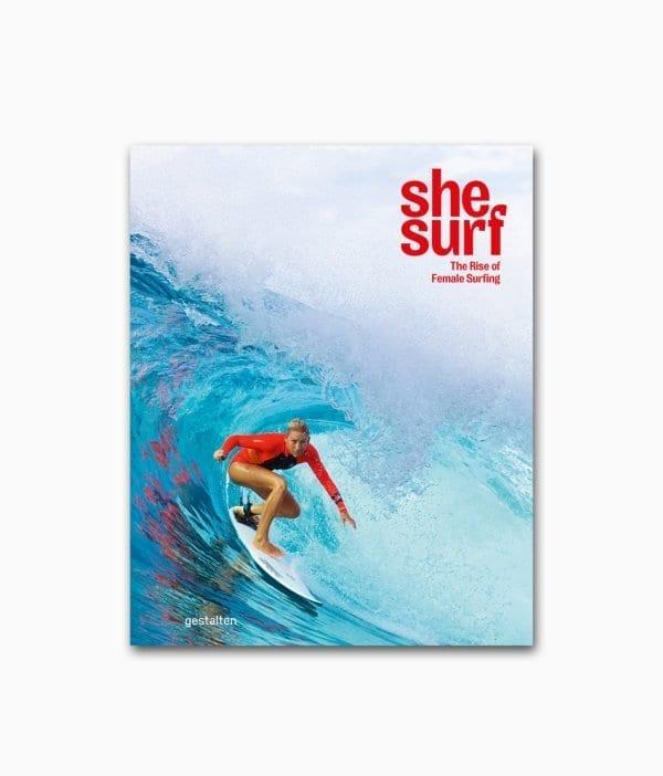 She Surf gestalten Verlag Buchcover