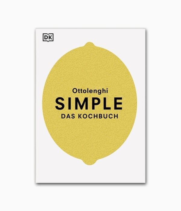 Simple Kochbuch von Yotam Ottolenghi aus dem Dorling Kindersley Verlag