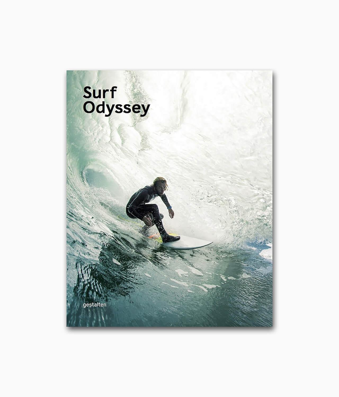 Cover vom Abenteuer & Naturbuch über Surfen & Lifestxle vom gestalten Verlag