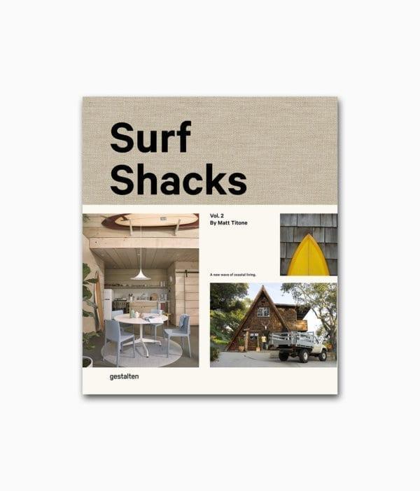 Surf Shacks Vol 2 gestalten Verlag Buchcover