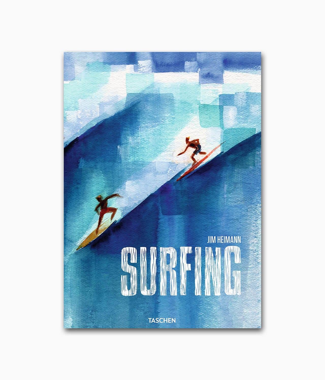 Surfing 1778-Today TASCHEN Verlag Buchcover